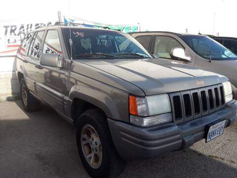 1996 Jeep Grand Cherokee for sale at Goleta Motors in Goleta CA