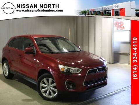 2013 Mitsubishi Outlander Sport for sale at Auto Center of Columbus in Columbus OH