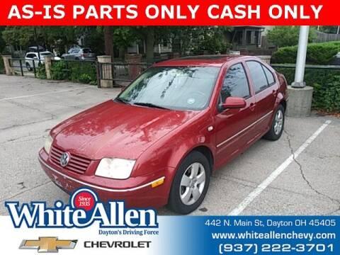 2004 Volkswagen Jetta for sale at WHITE-ALLEN CHEVROLET in Dayton OH