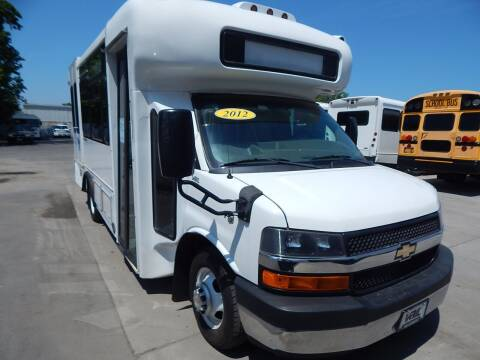 2012 Chevrolet Express Cutaway for sale at Vail Automotive in Norfolk VA