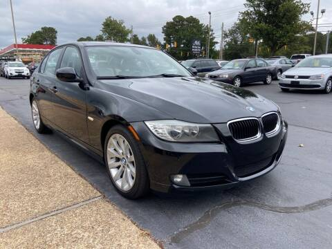 2011 BMW 3 Series for sale at JV Motors NC 2 in Raleigh NC