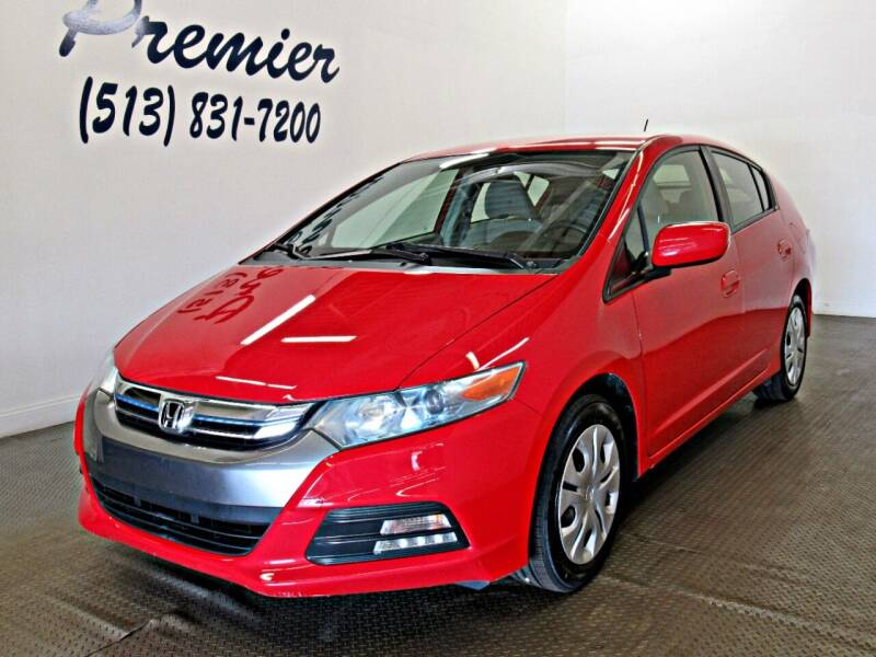 2013 Honda Insight for sale at Premier Automotive Group in Milford OH