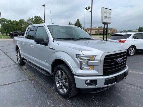 2016 Ford F-150 for sale at Dunn Chevrolet in Oregon OH
