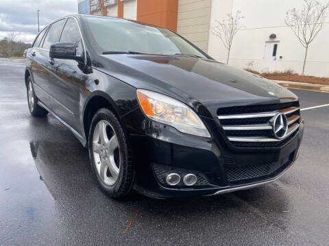 2011 Mercedes-Benz R-Class for sale at ELAN AUTOMOTIVE GROUP in Buford GA