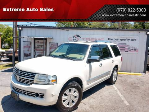 2007 Lincoln Navigator for sale at Extreme Auto Sales in Bryan TX