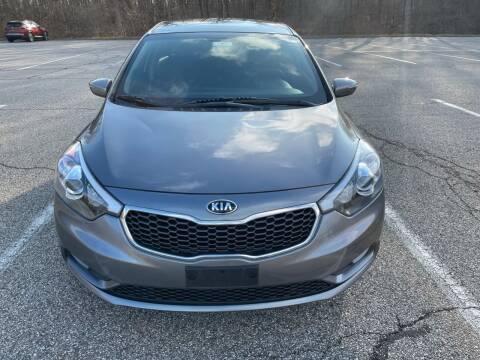 2016 Kia Forte5 for sale at Lifetime Automotive LLC in Middletown OH