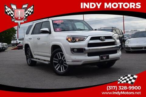 2015 Toyota 4Runner for sale at Indy Motors Inc in Indianapolis IN