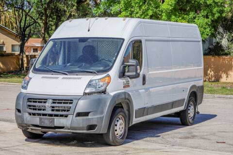 2016 RAM ProMaster Cargo for sale at Easy Deal Auto Brokers in Hollywood FL