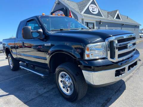 2005 Ford F-250 Super Duty for sale at Cape Cod Carz in Hyannis MA