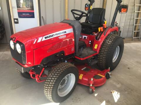 2020 Massey Ferguson 1526 for sale at Vehicle Network - Joe's Tractor Sales in Thomasville NC