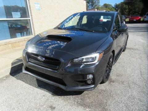 2017 Subaru WRX for sale at Southern Auto Solutions - Georgia Car Finder - Southern Auto Solutions - 1st Choice Autos in Marietta GA