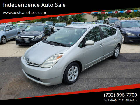 2004 Toyota Prius for sale at Independence Auto Sale in Bordentown NJ