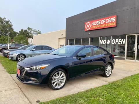 2017 Mazda MAZDA3 for sale at HOUSE OF CARS CT in Meriden CT
