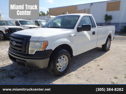 2010 Ford F-150 for sale at Miami Truck Center in Hialeah FL