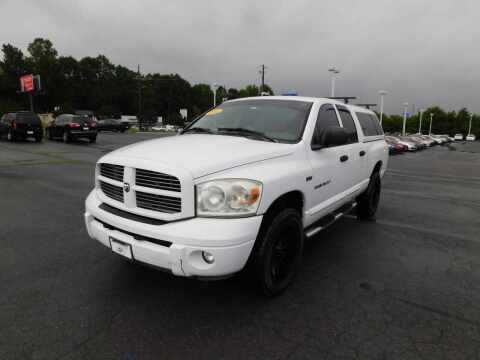 2007 Dodge Ram Pickup 1500 for sale at Paniagua Auto Mall in Dalton GA