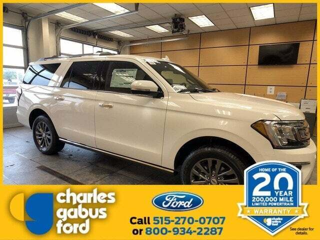 2021 Ford Expedition MAX for sale in Des Moines, IA