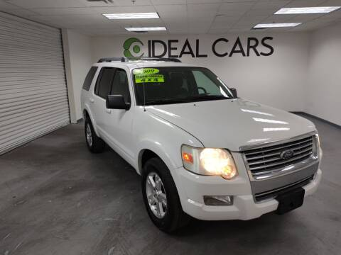 2009 Ford Explorer for sale at Ideal Cars in Mesa AZ