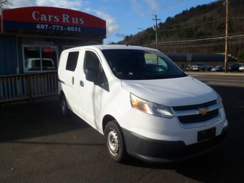 2015 Chevrolet Express Cargo for sale at Cars R Us in Binghamton NY