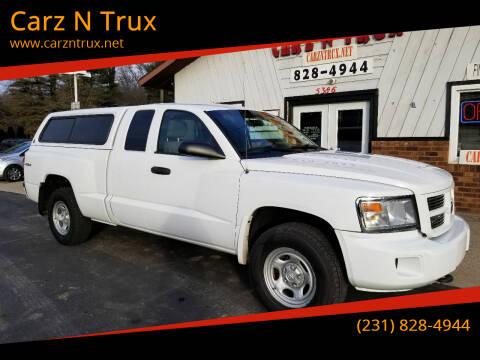 2010 Dodge Dakota for sale at Carz N Trux in Twin Lake MI