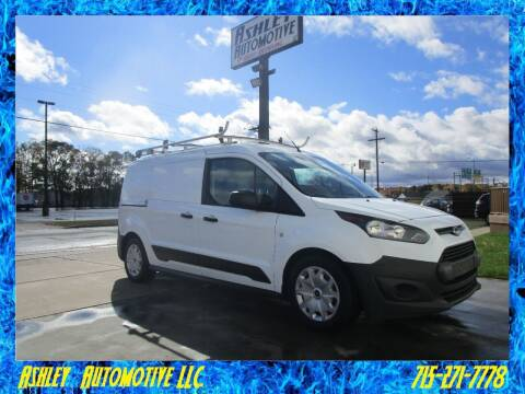 2017 Ford Transit Connect Cargo for sale at Ashley Automotive LLC in Altoona WI