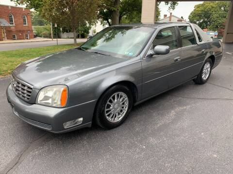 2003 Cadillac DeVille for sale at On The Circuit Cars & Trucks in York PA
