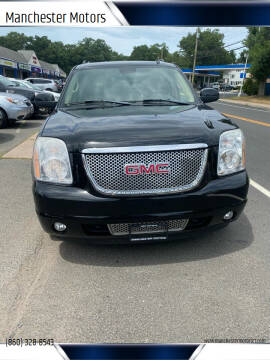 2007 GMC Yukon XL for sale at Manchester Motors in Manchester CT