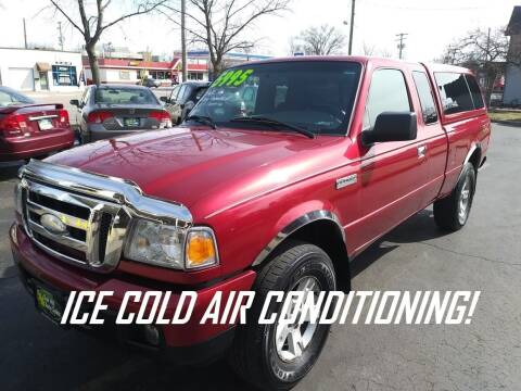 2006 Ford Ranger for sale at Oak Hill Auto Sales of Wooster, LLC in Wooster OH