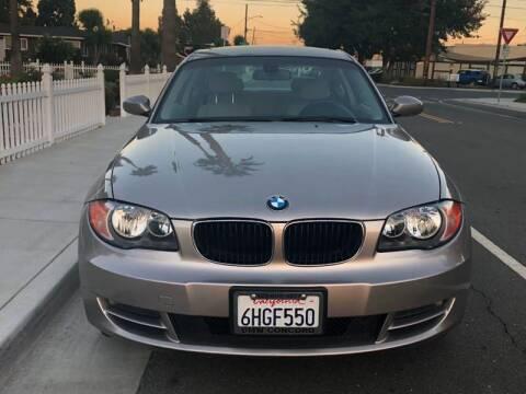 2008 BMW 1 Series for sale at OPTED MOTORS in Santa Clara CA