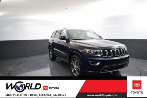 2018 Jeep Grand Cherokee for sale at CU Carfinders in Norcross GA