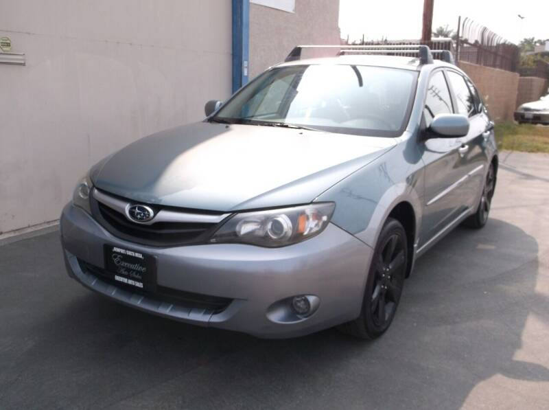 2010 Subaru Impreza for sale at Executive Auto Sales in Costa Mesa CA