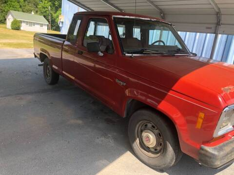 1987 Ford Ranger for sale at Mac's Auto Sales in Camden SC