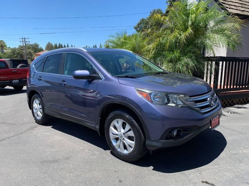 2012 Honda CR-V for sale at Three Bridges Auto Sales in Fair Oaks CA