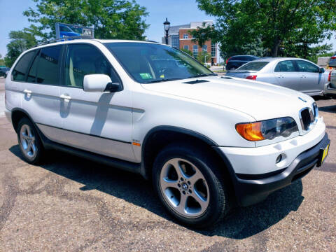 2002 BMW X5 for sale at J & M PRECISION AUTOMOTIVE, INC in Fort Collins CO