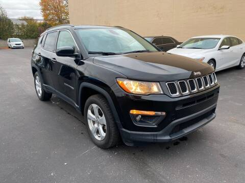 2018 Jeep Compass for sale at My Town Auto Sales in Madison Heights MI