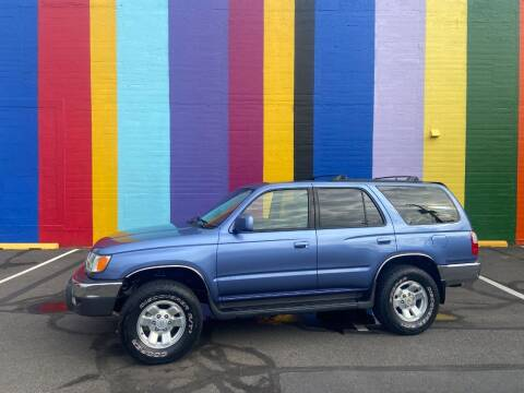 1999 Toyota 4Runner for sale at JOSE MESA AUTO WHOLESALE , LLC in Portland OR