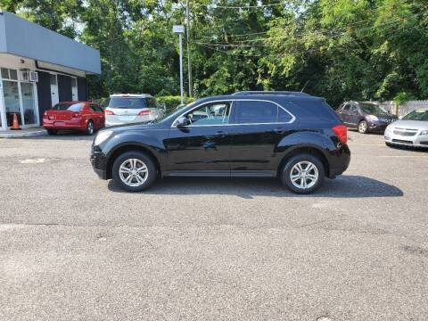 2010 Chevrolet Equinox for sale at CANDOR INC in Toms River NJ