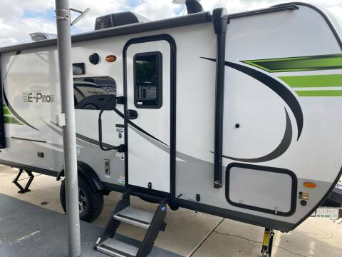2021 Forest River EPRO 19BH for sale at ROGERS RV in Burnet TX