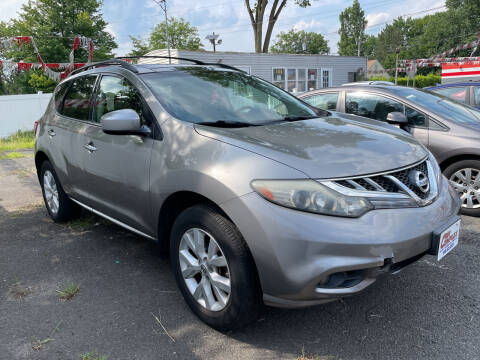 2011 Nissan Murano for sale at Car Complex in Linden NJ