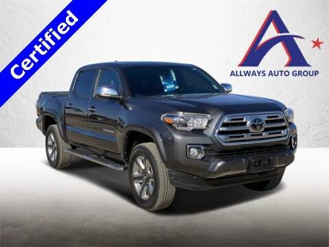 2018 Toyota Tacoma for sale at ATASCOSA CHRYSLER DODGE JEEP RAM in Pleasanton TX