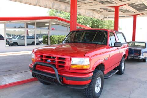 1996 Ford Bronco for sale at KD Motors in Lubbock TX