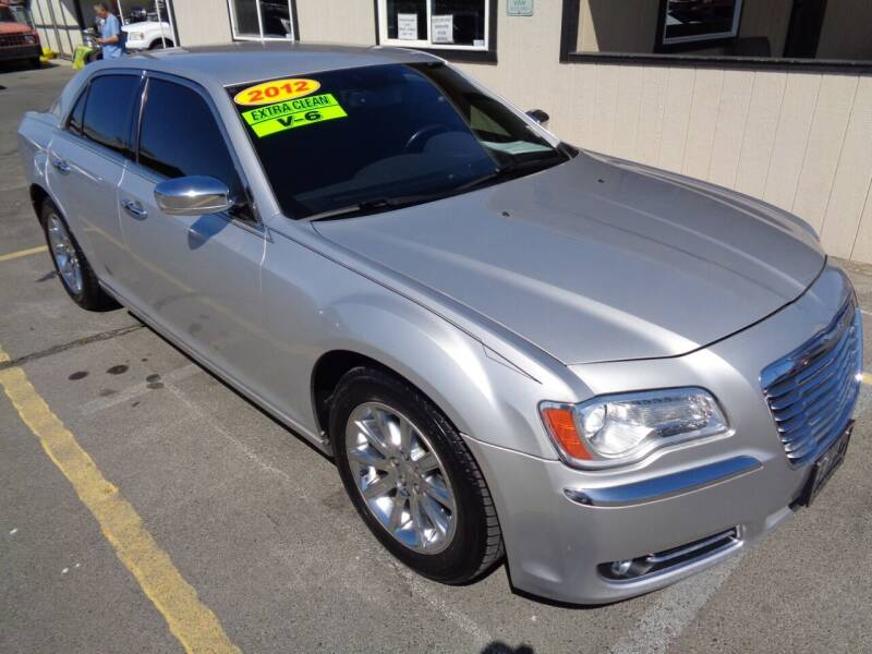 2012 Chrysler 300 for sale at BBL Auto Sales in Yakima WA
