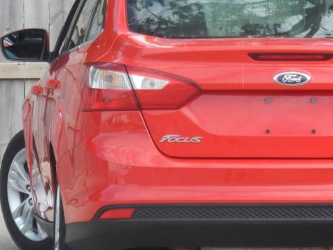 2012 Ford Focus for sale at Moto Zone Inc in Melrose Park IL