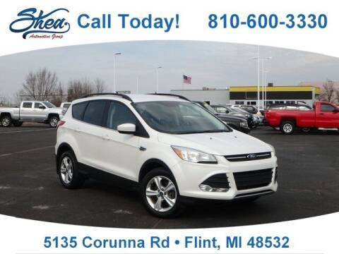 2016 Ford Escape for sale at Jamie Sells Cars 810 - Linden Location in Flint MI
