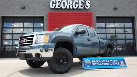2013 GMC Sierra 1500 for sale at George's Used Cars - Pennsylvania & Allen in Brownstown MI