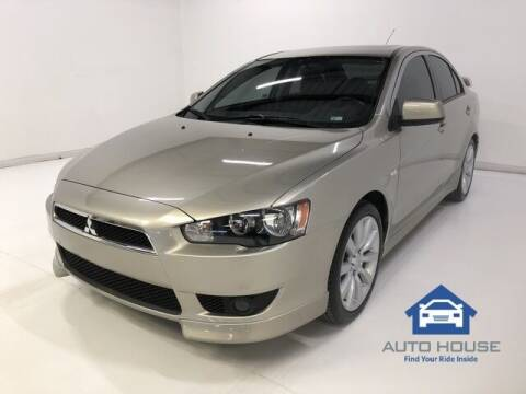 2008 Mitsubishi Lancer for sale at AUTO HOUSE PHOENIX in Peoria AZ