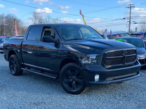 2016 RAM Ram Pickup 1500 for sale at A&M Auto Sale in Edgewood MD