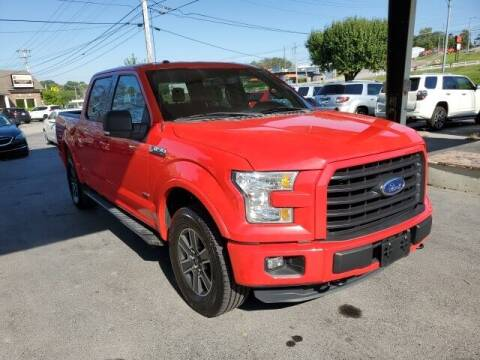 2016 Ford F-150 for sale at Parks Motor Sales in Columbia TN