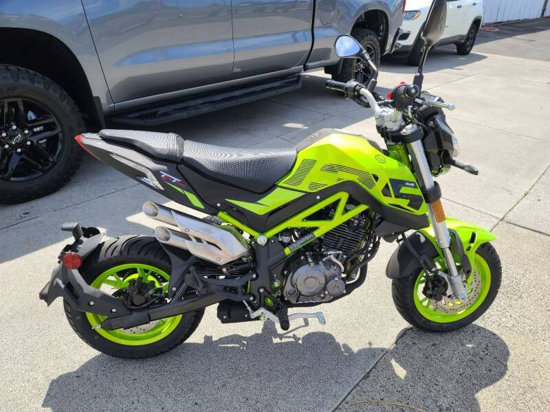 2021 BENELLI TNT 135 for sale at WolfPack PowerSports in Moses Lake WA
