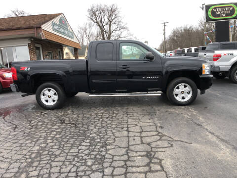 2011 Chevrolet Silverado 1500 for sale at Westview Motors in Hillsboro OH