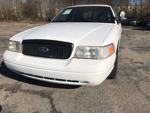 2011 Ford Crown Victoria for sale at Certified Motors LLC in Mableton GA